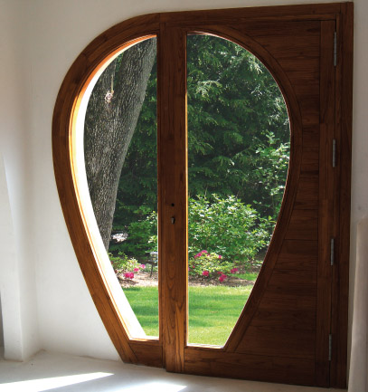 Nuevo proyecto ventanas de madera organica catalogo - Puertas originales interiores ...