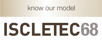 know our model iscletec68
