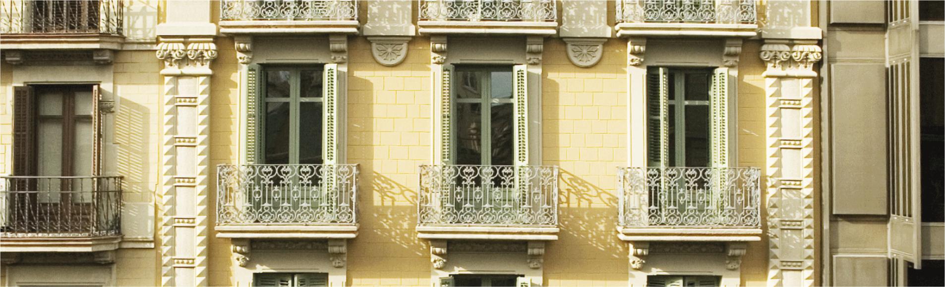 en barcelona ciudad con el fin de consolidar sus ventanas y balconeras de madera como el producto ideal que garantiza la mxima acstica y