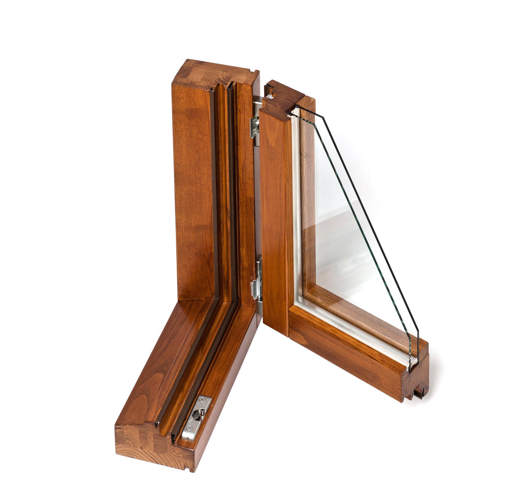 Ventanas ventanas de madera ventanas oscilobatientes for Ventanas de madera rusticas precio