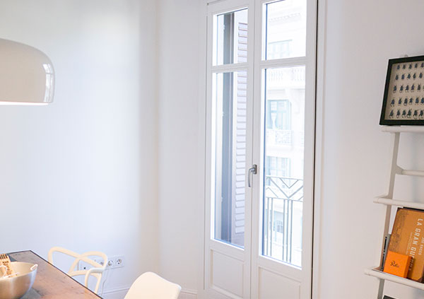 Fabricante de puertas y ventanas ventanas barcelona - Puertas madera barcelona ...